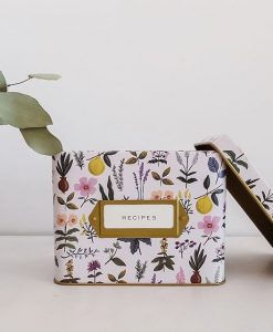 Boîte à recettes Rifle Paper Co Herb Garden
