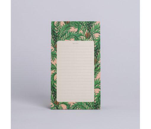 Bloc-notes Botanique Season Paper