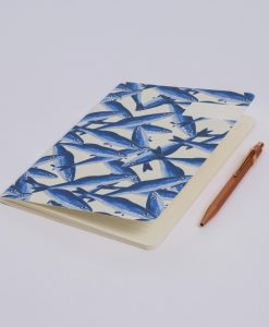 Carnet Season Paper Sardines