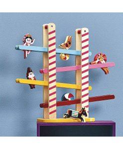 Jeu d'équilibre la cascade des acrobates Ingela Arrhenius