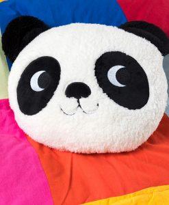 Coussin panda Rex