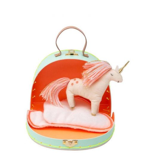 Licorne dans sa valise Meri Meri