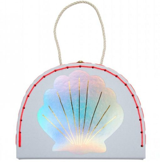 Sirène dans sa valise Meri Meri