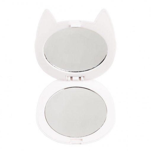 Miroir de poche chat