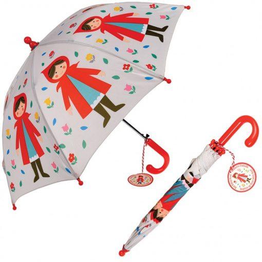Parapluie enfant chaperon rouge Rex