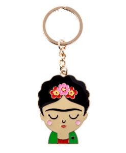 Porte-clés Frida Khalo Sass and Belle