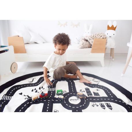 Sac / Tapis de jeu Play and Go Circuit