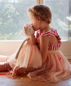 Tenue de ballerine pour poupée Meri Meri