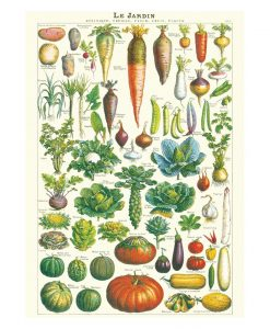 Affiche Le Jardin Cavallini