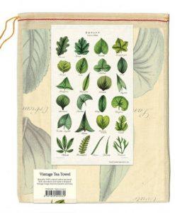 Torchon de cuisine Botanique Cavallini