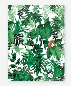 Affiche Jungle All the Ways to Say – Format au choix