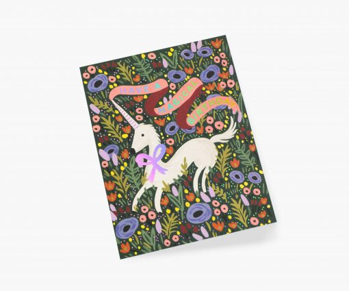 Carte anniversaire Magical Birthday Rifle Paper
