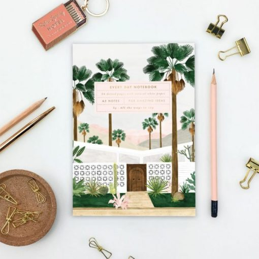 Carnet Palmspring All The Ways To Say