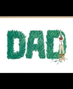Carte papa Dad Jade Fisher