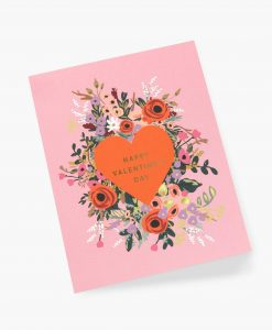 Carte St Valentin Rifle Paper Co