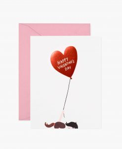 Carte amour St Valentin Rifle Paper Co