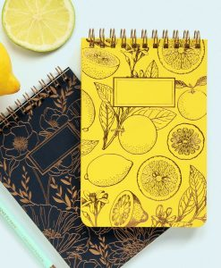 Bloc-notes Lemonade Les Editions du Paon