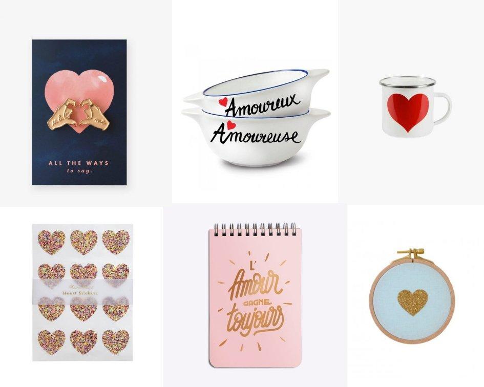 cadeaux st valentin