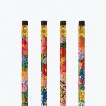 Crayons à papier Rifle Paper Co Garden Party (set de 12)