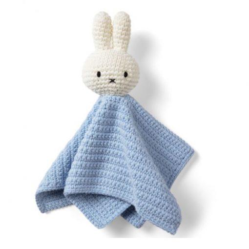 Doudou Miffy – Bleu tendre