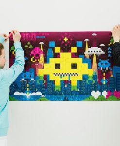 Sticker Poster – Jeux vidéos