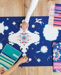 Sticker Poster – Constellation