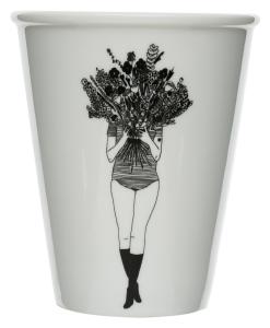 Mug Flower girl Helen B