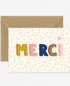 Carte Merci All the Ways to Say