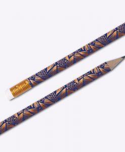 Crayons à papier Les Editions du Paon Bleu