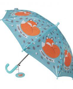 Parapluie renard Rusty the fox Rex