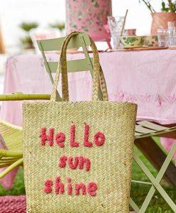 Sac shopping Hello Sunshine