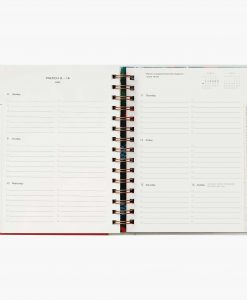Agenda 2021 Rifle Paper Type A