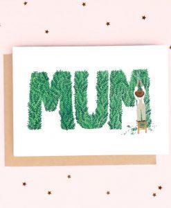 Carte maman Mum Jade Fisher