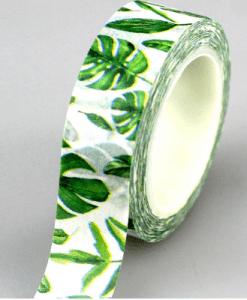 Masking tape Feuilles