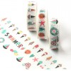 masking tape lot de 3 summer ete