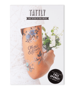 Tatouages Rifle Paper Co Lovely set – Lot de 8