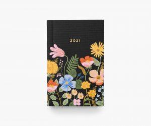agenda de poche rifle paper 2021 plp003-01