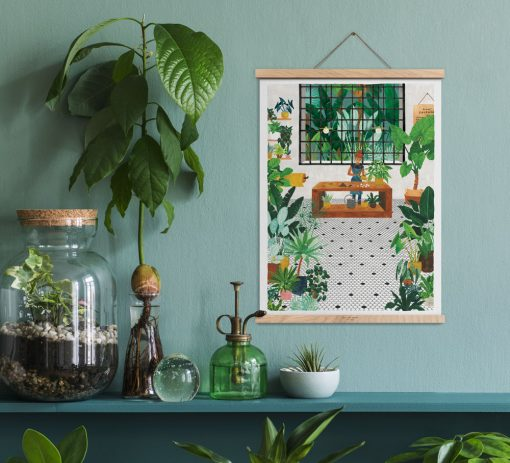 Affiche Gardener All the Ways to Say – Format au choix