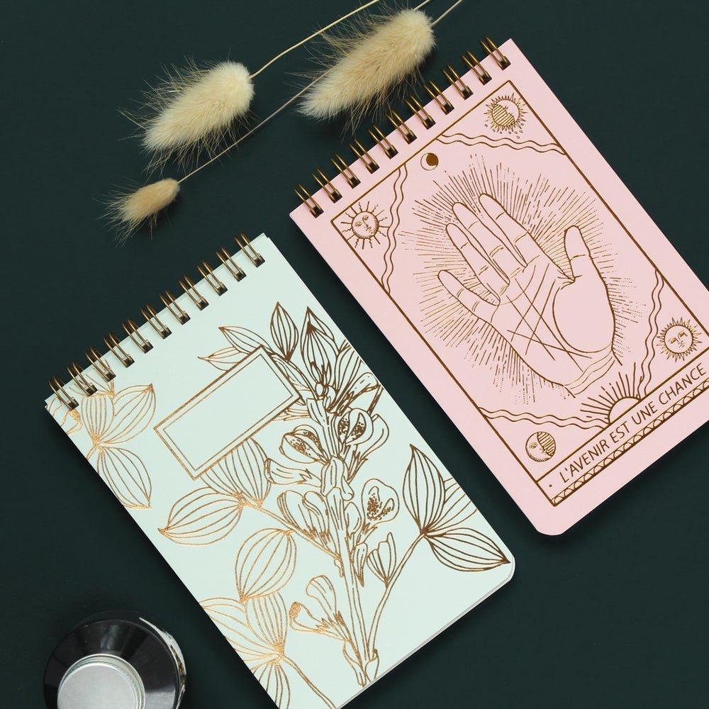 bloc notes lavenir est une chance les editions du paon