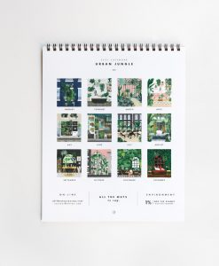 Calendrier 2021 Urban Jungle All The Ways To Say