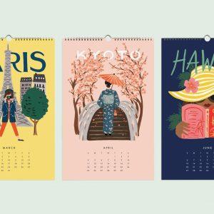 calendrier rfielapper co 2021 france pastel shop