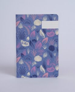 Carnet Coquillages Season Paper