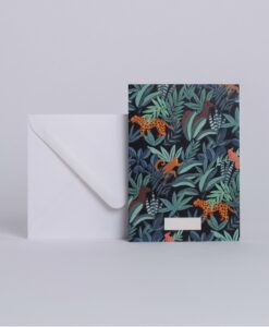 Carte Animalia Season Paper