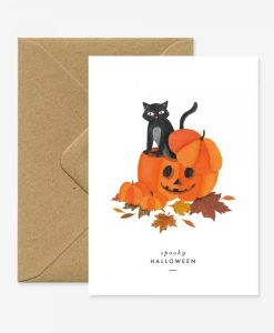 Carte Spooky Halloween All The Ways To Say