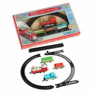 circuit de trains miniatures rex