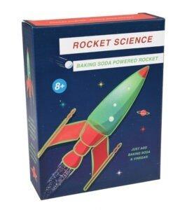 Construis ta fusée spatiale Rex
