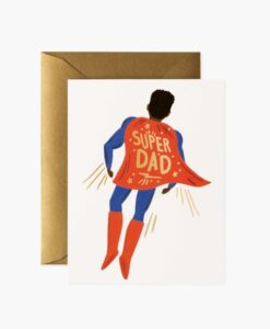 Carte papa Rifle Paper Super dad