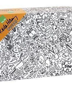 Puzzle Keith Haring (500 Pièces)