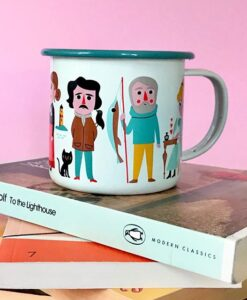Tasse Book Lover Ingela Arrhenius / Omm Design