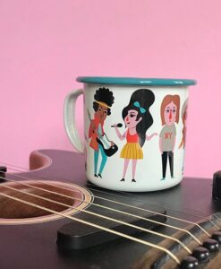 Tasse Music Lover Ingela Arrhenius / Omm Design